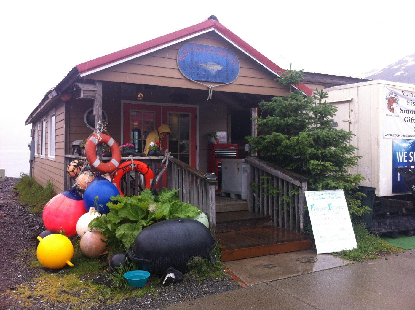 Whittier – Alaska (The strangest little town in the world)