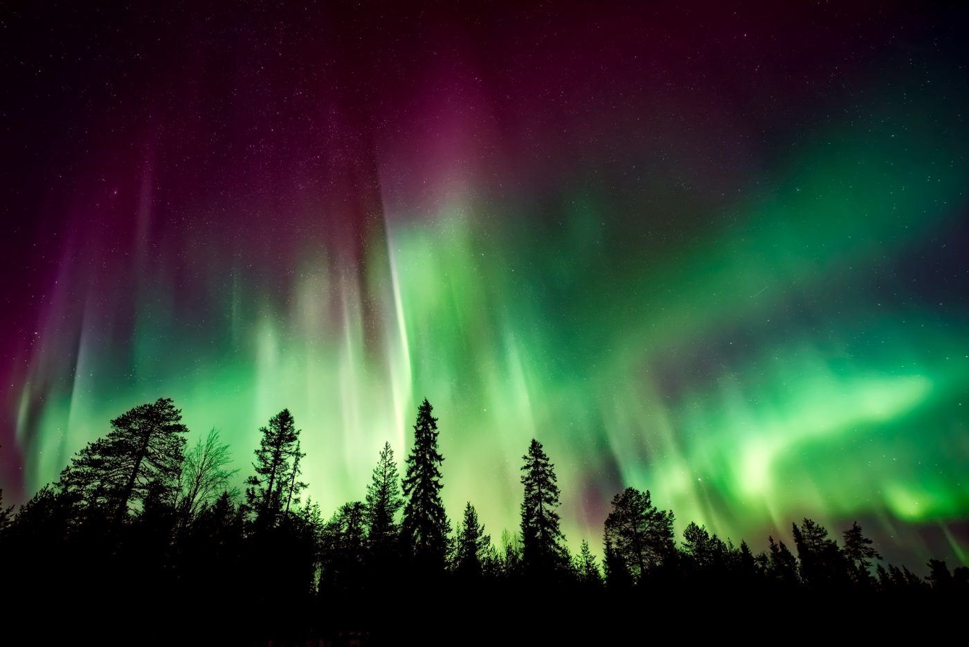 How to Create a Northern Lights Vacation