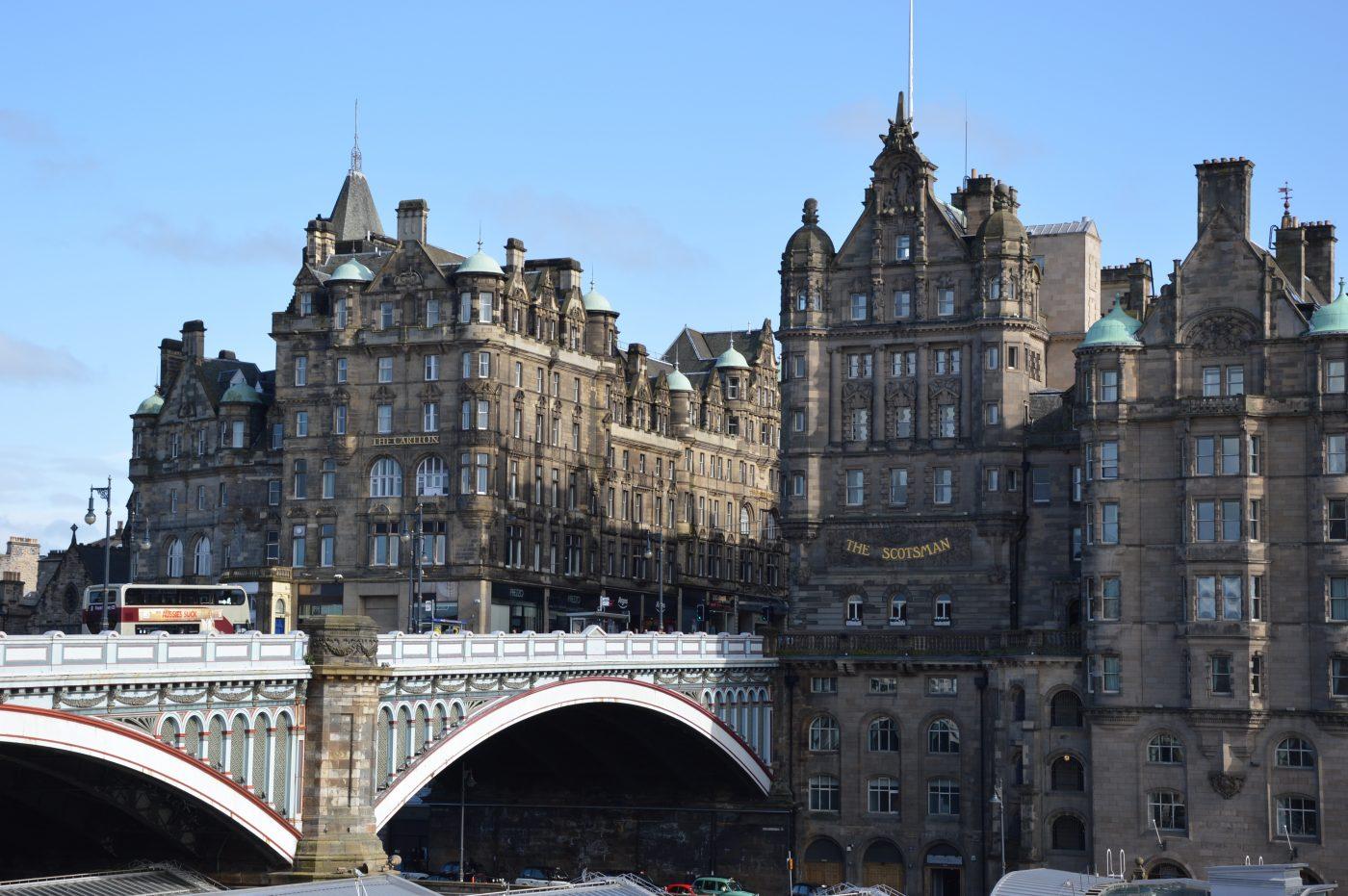 The Storybook City of Edinburgh