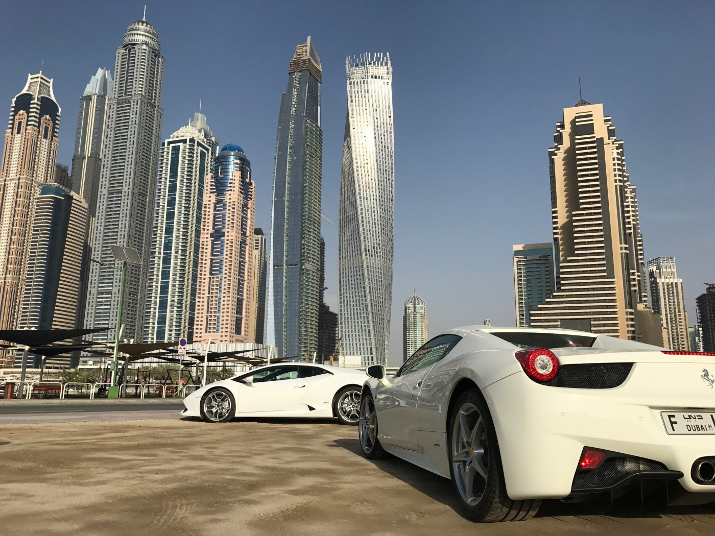 Has Dubai Been Under Occupation All These Years