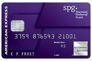 STARWOOD PREFERRED AMERICAN EXPRESS – INCREASED TO 30,000 POINTS – LIMITED TIME!