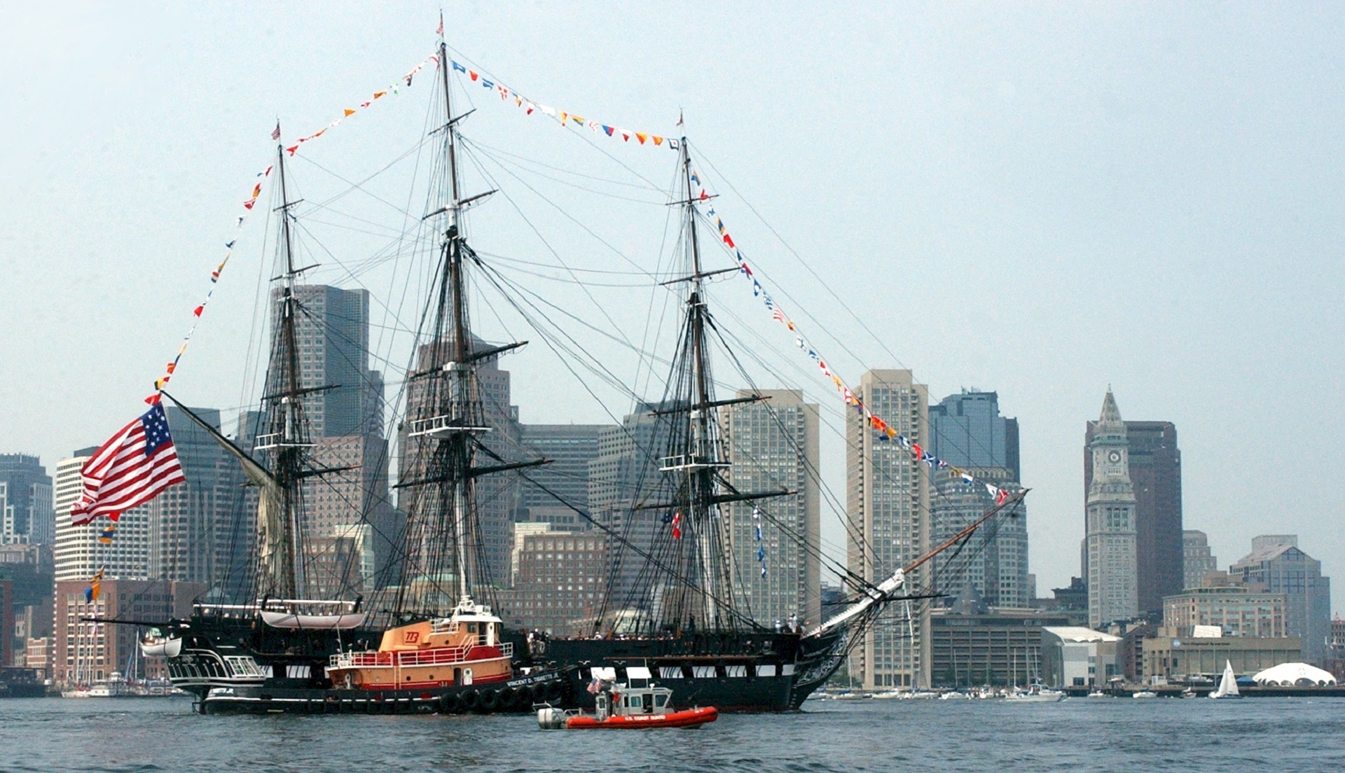 Boston - USS Constitution