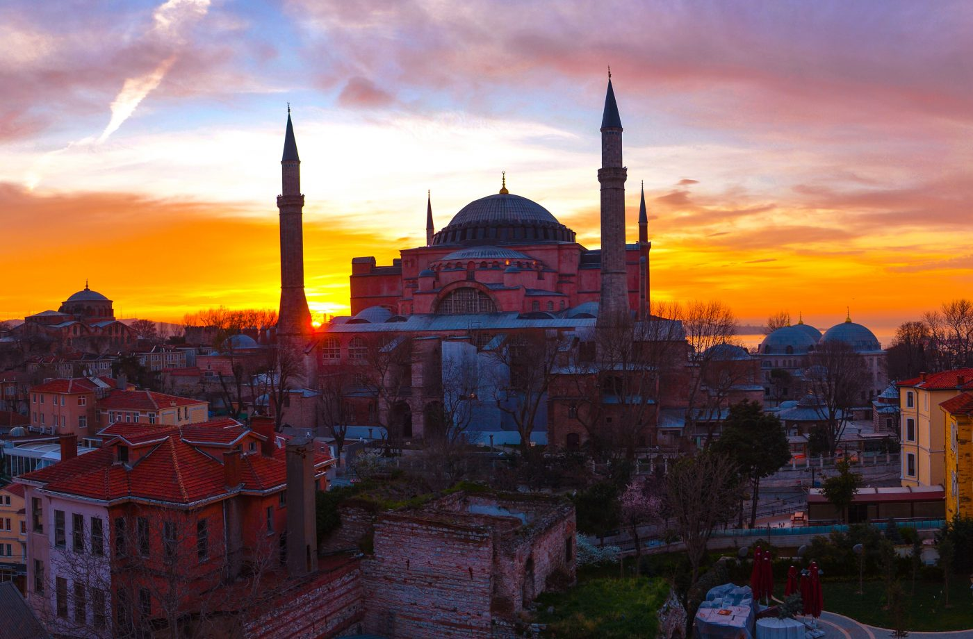 Sunday Travel Adventures -A Journey through the streets of Istanbul, not Constantinople