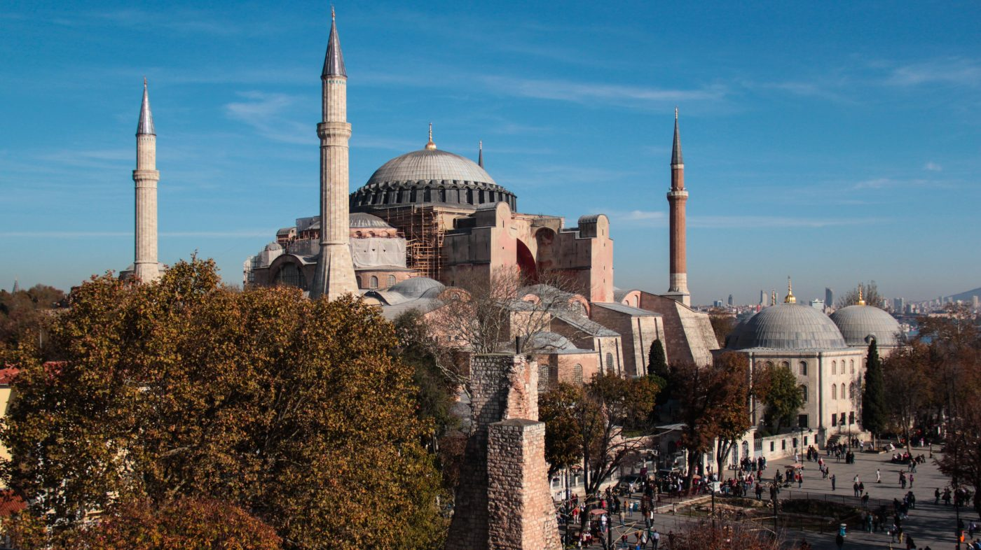 "Sunday Travel Adventures – "" Istanbul, Turkey and the Hagia (Aya) Sophia"""