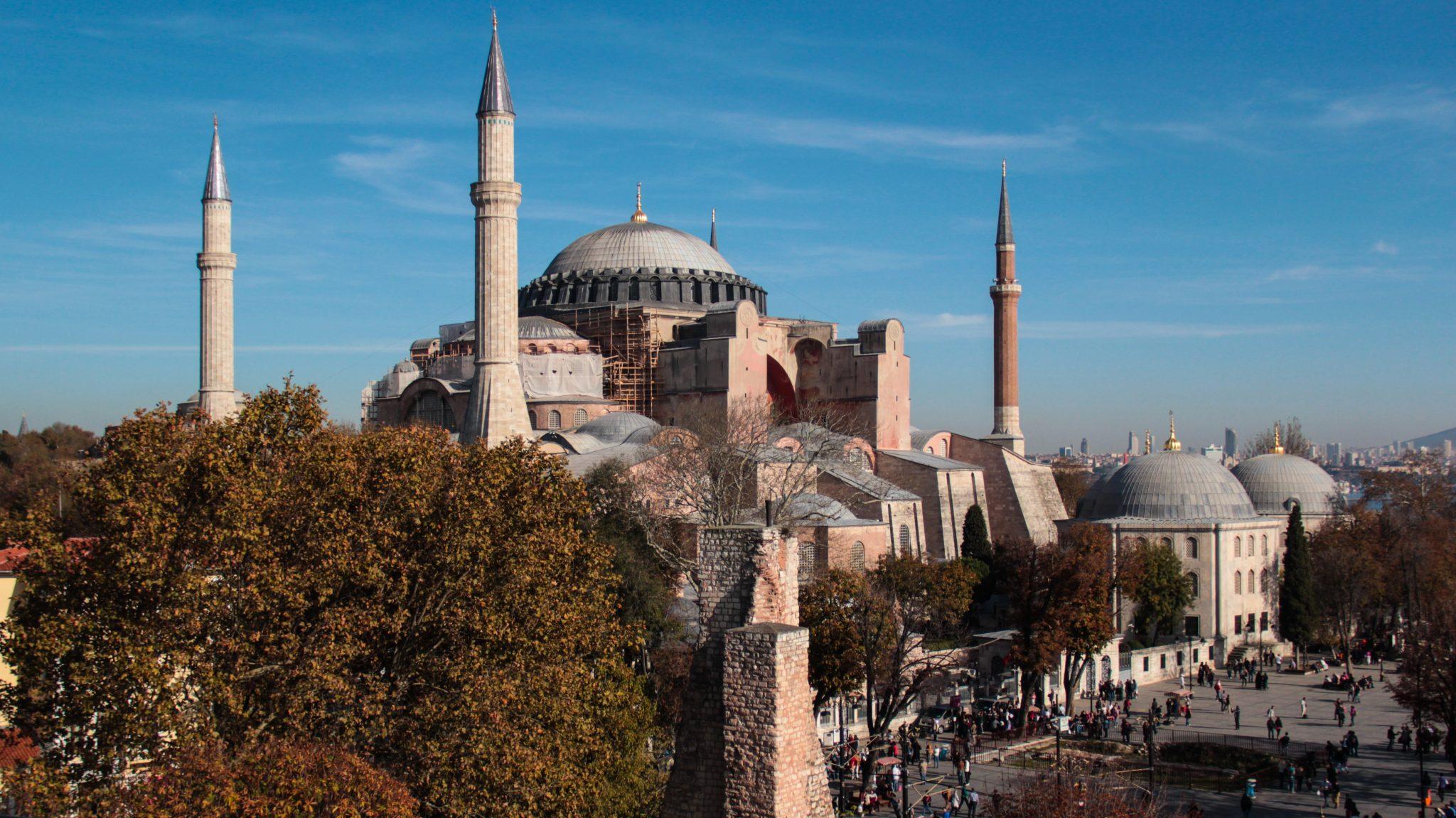 istanbul, turkey - hagia-sophia