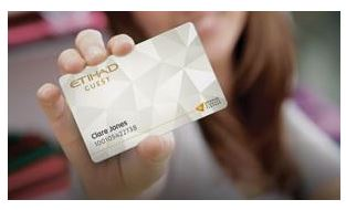 1,000 FREE ETIHAD MILES FOR JOINING