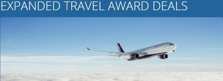 DELTA AWARD SALE – AS LOW AS 5,000 ONE-WAY – BOOK ASAP