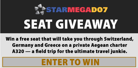 Get a Chance and Win a Seat to Star MegaDO 7