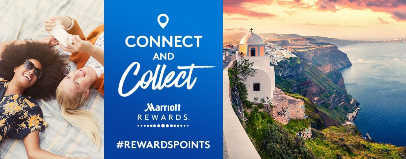 1,000 Free Marriott Rewards Points – Today only, Sunday 12/10/17