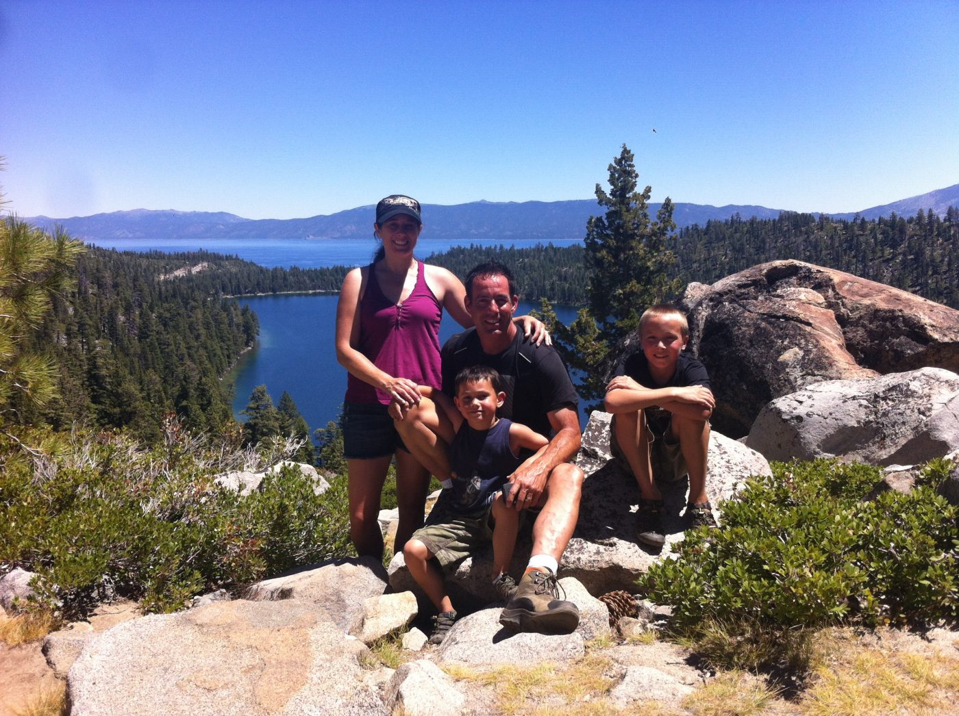 Lake Tahoe – The Perfect Family Summer Vacation Getaway
