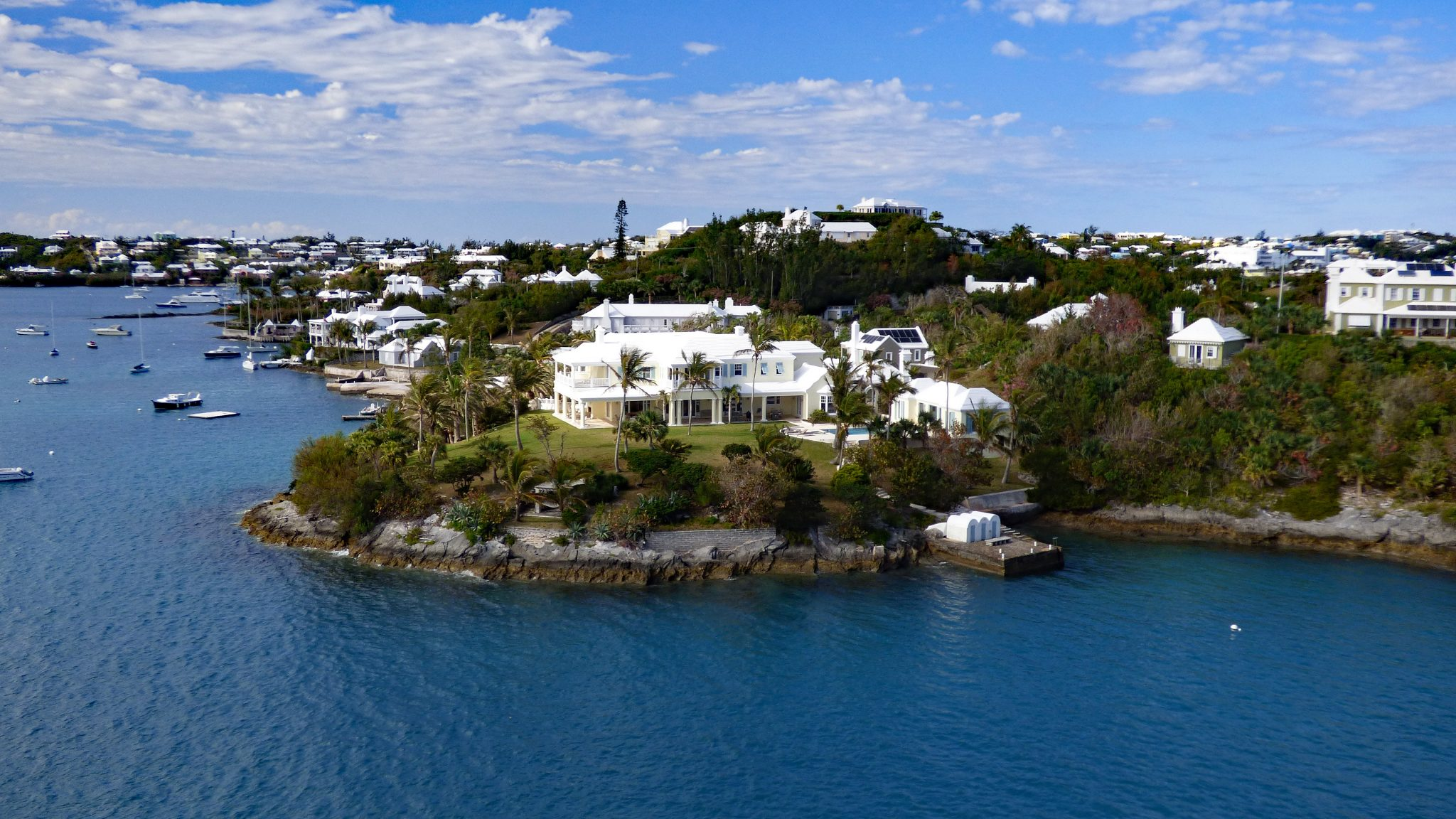 Bermuda homes