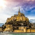Mont. St. Michel, Brittany, England