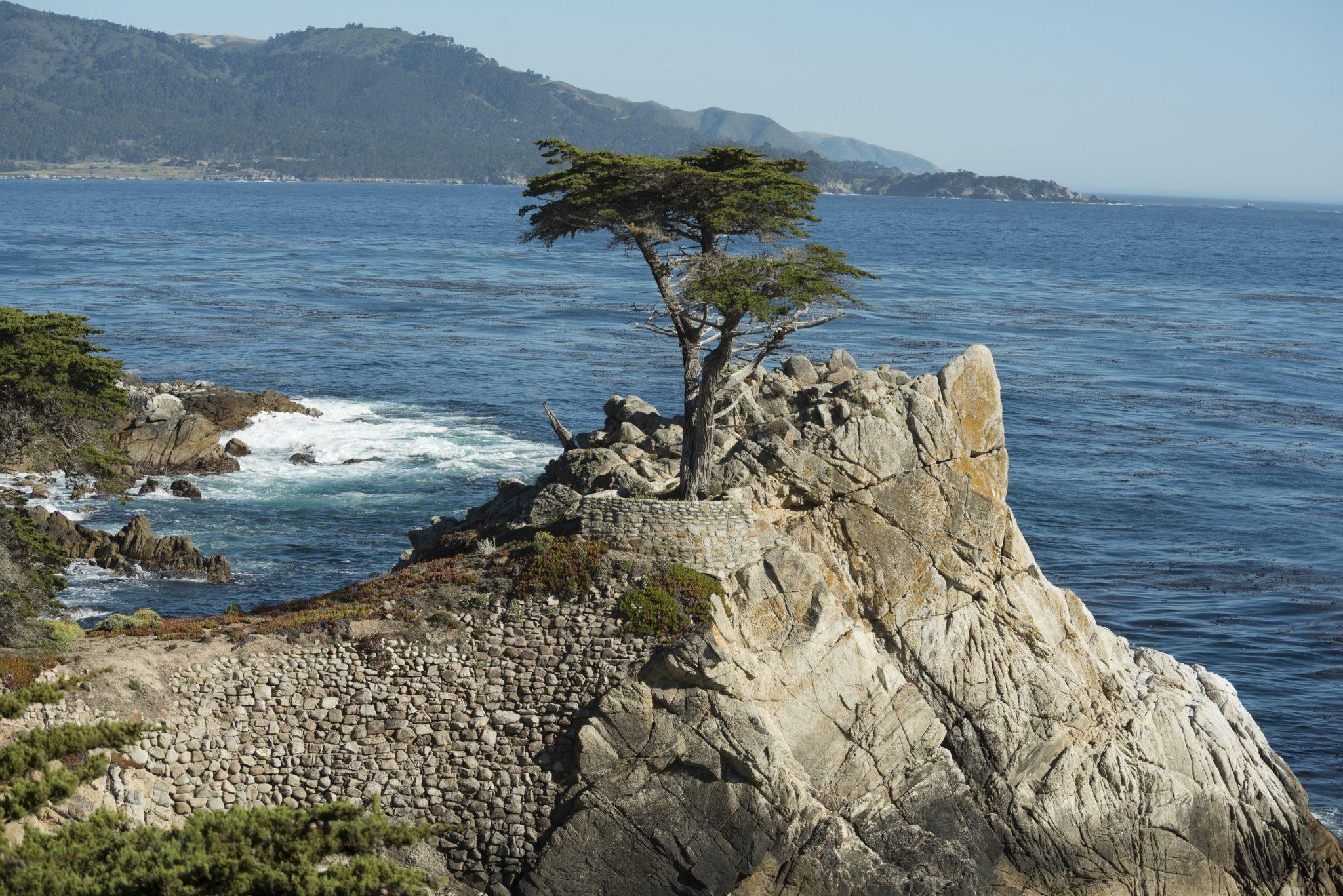 Monterey, California - Pebble Beach