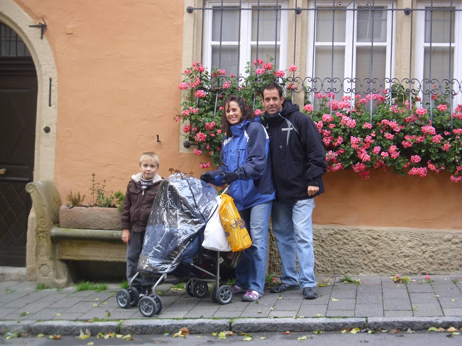 Case Family - Germany 2010