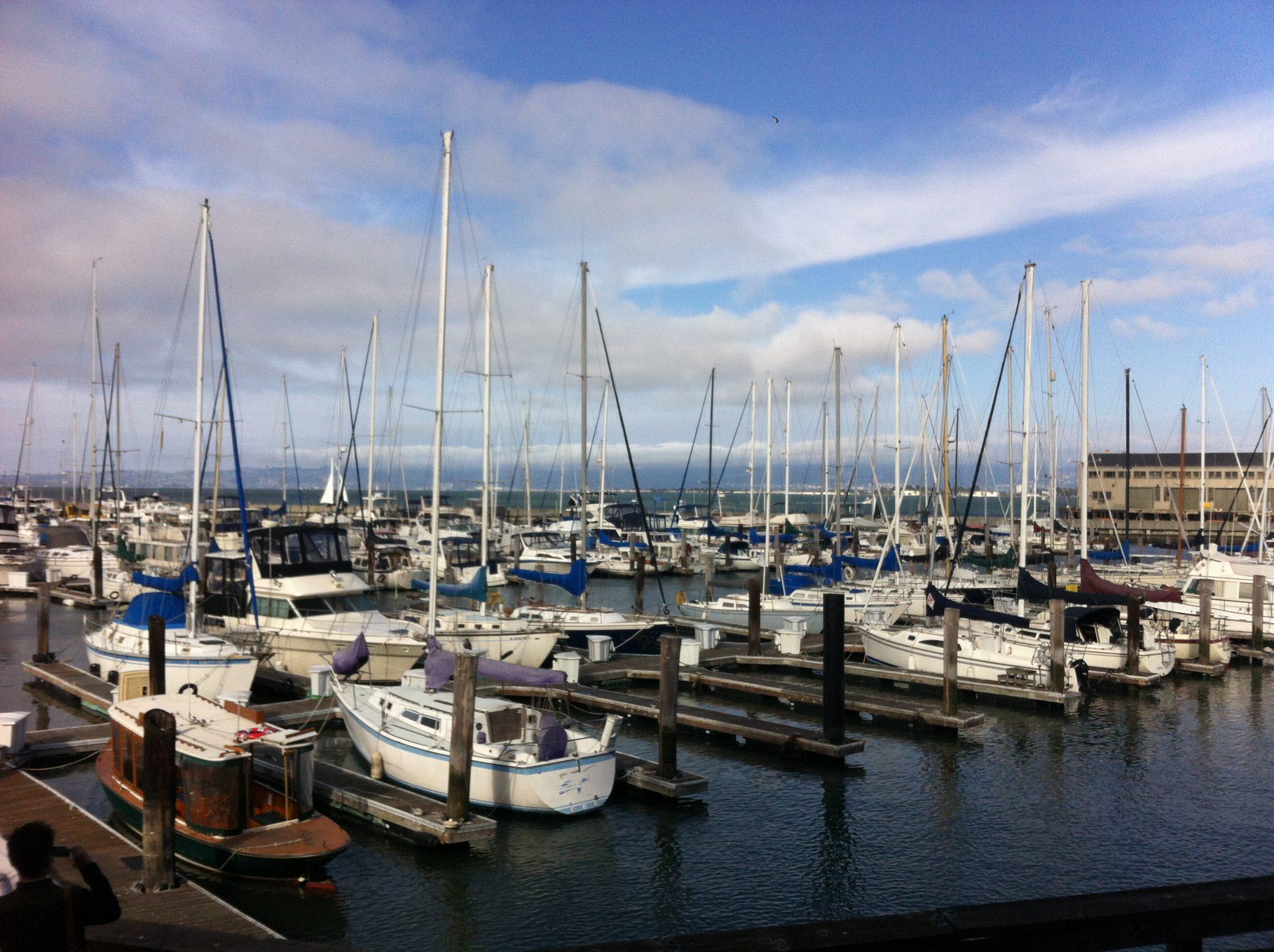 Waterfront view San Francisco