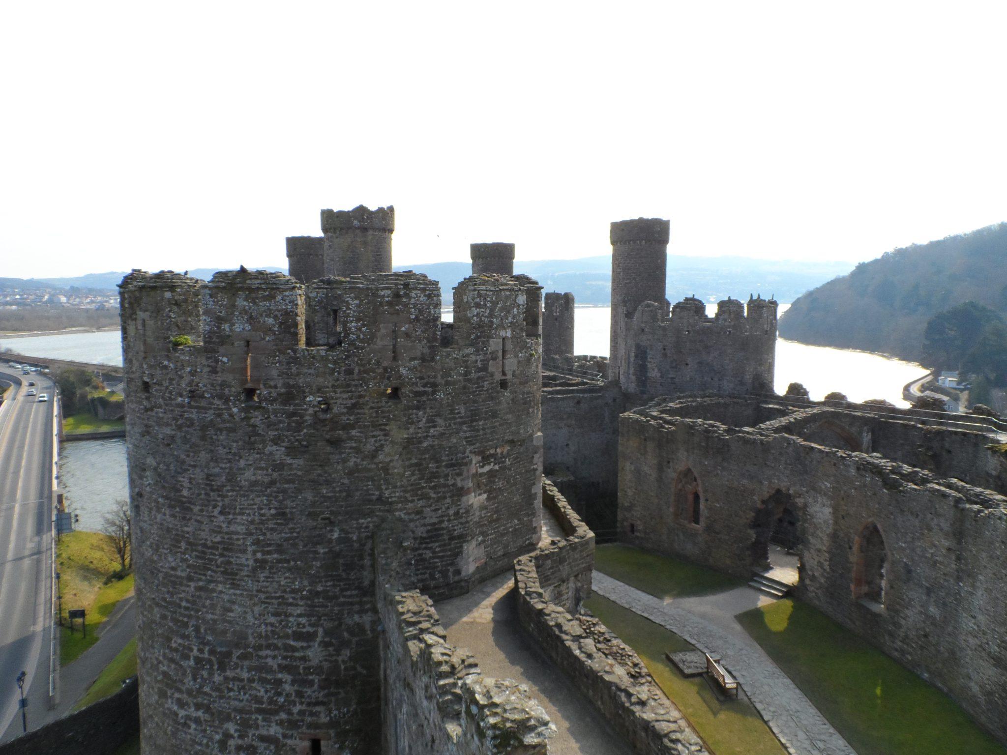 Conwy Castle, Conwy Wales