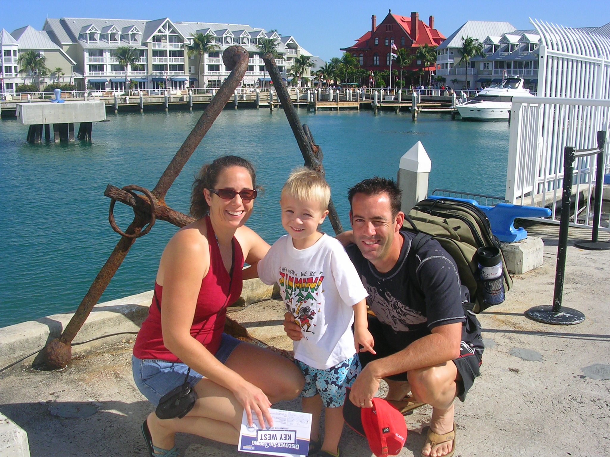 Case Family - Caribbean Cruise