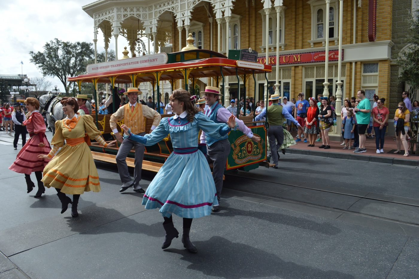 "How to Get Around at Walt Disney World "" Transportation Options"