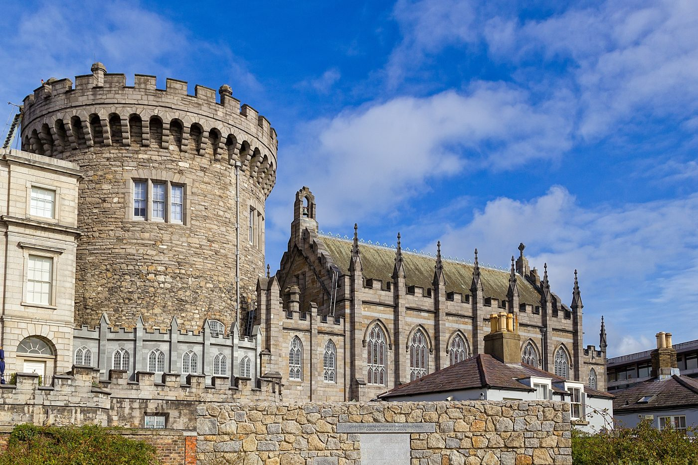 Dublin Castle, Ireland, Europe