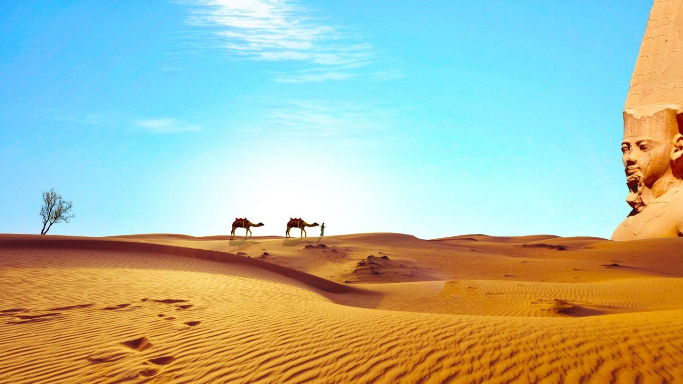Family Adventure Travel to Egypt