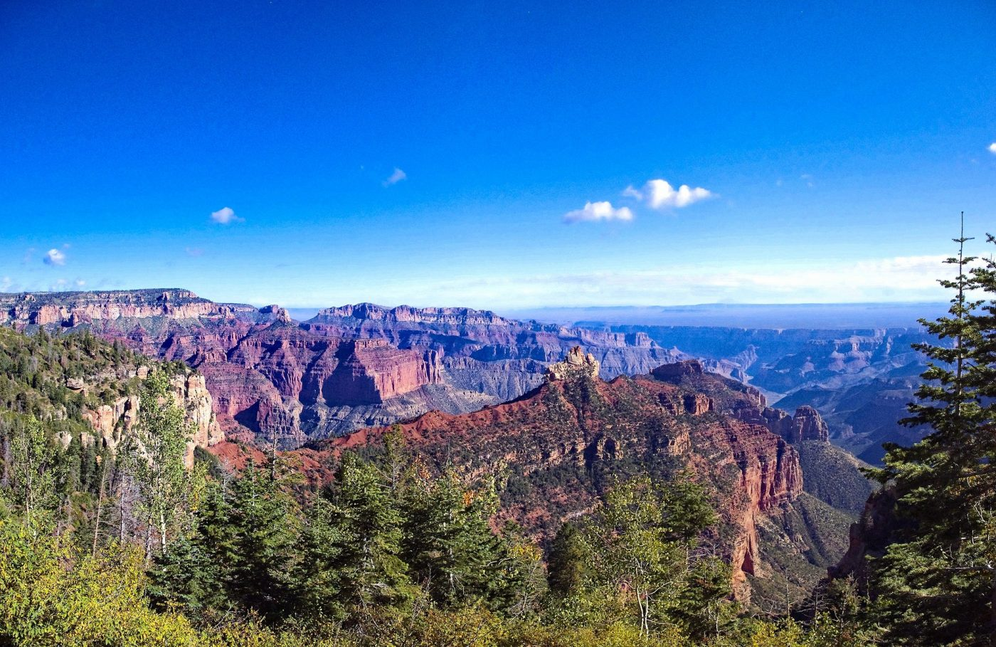 Grand Canyon - North Rim Canyon