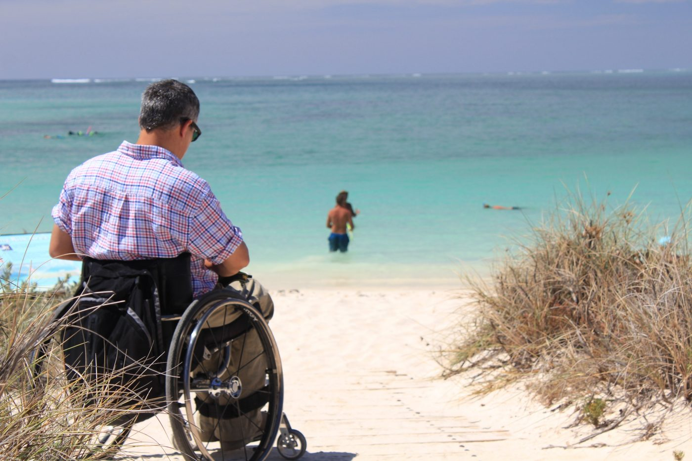 Creative Ways to Travel With a Disability