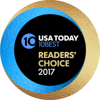 Voted USA Today 10 Best Blogs
