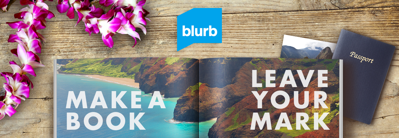 Create Beautiful Photo Books with Blurb – 30% Off