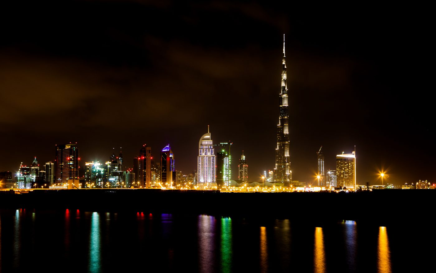Burj Dubai's Towering March