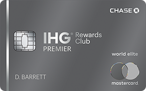 IHG Premier Rewards Credit Card