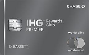 IHG Premier Rewards Credit Card