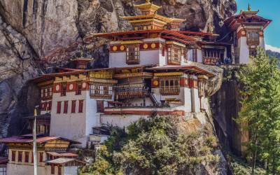 Asia, The Land of Many Beautiful Wonders