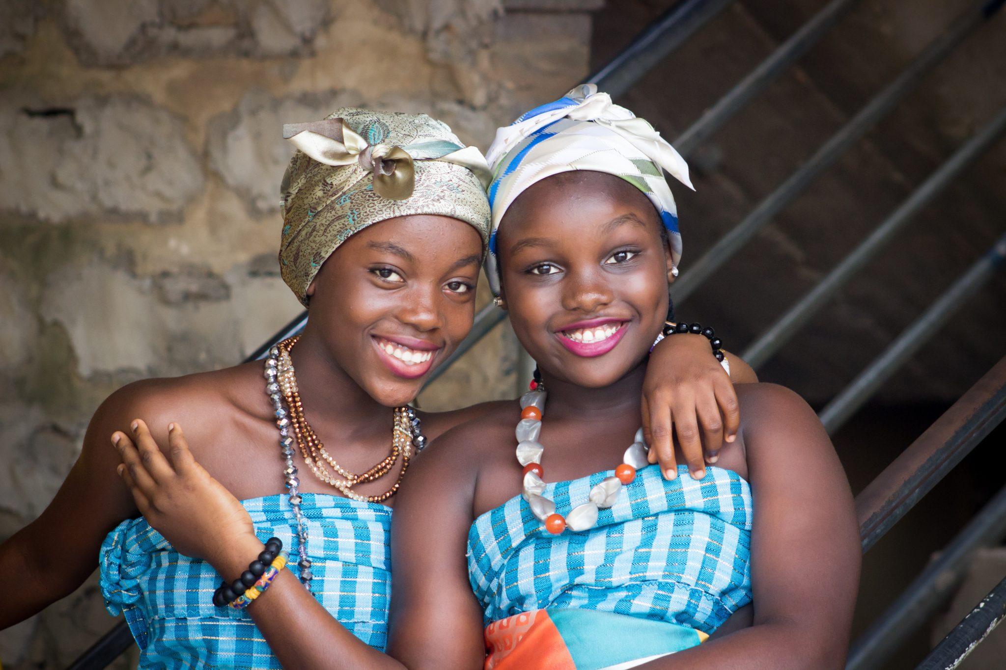 African - Liberia - Women