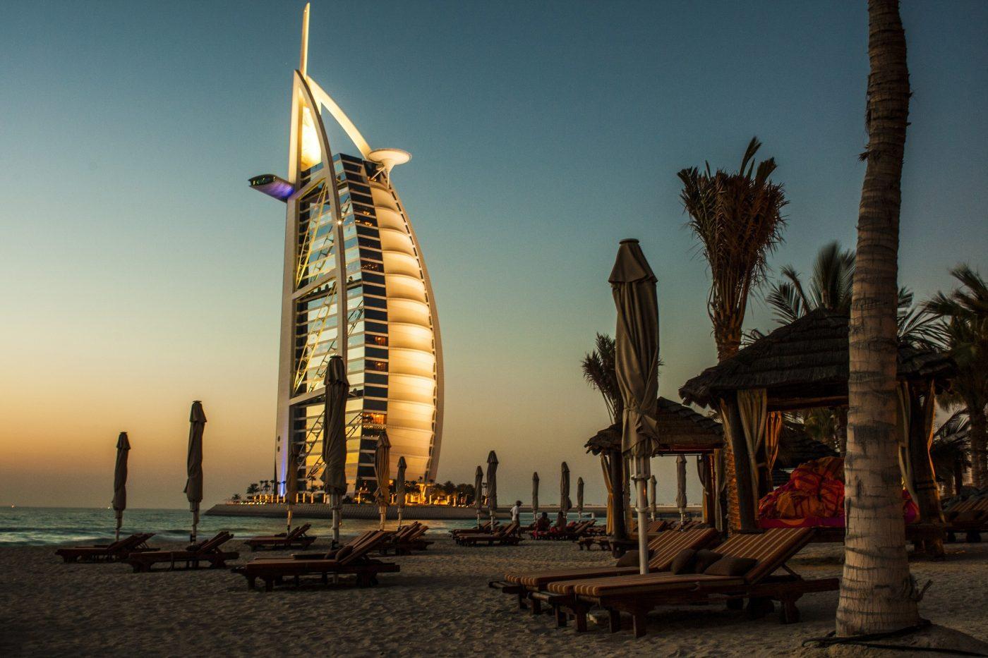 Dubai's World Class Hotels