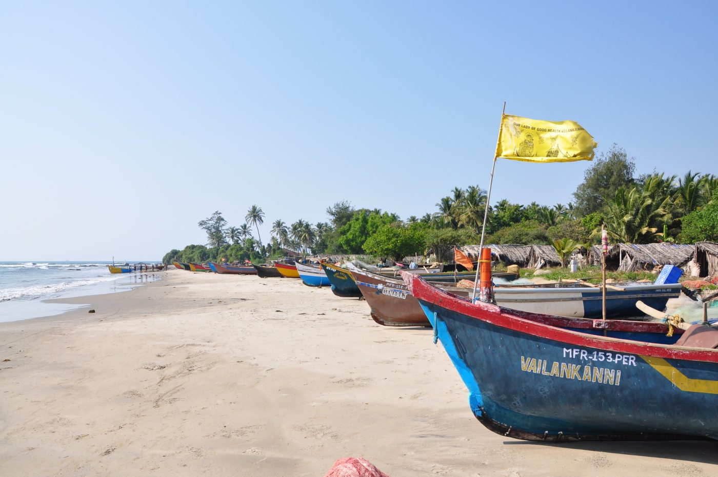 Visiting Goa Beaches