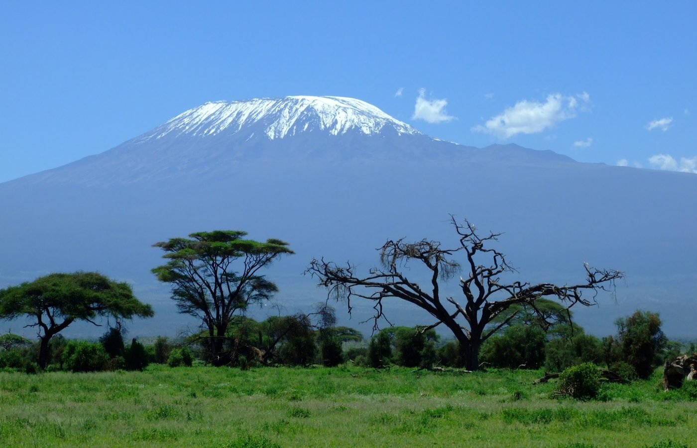 Mount Killmanjaro, Africa