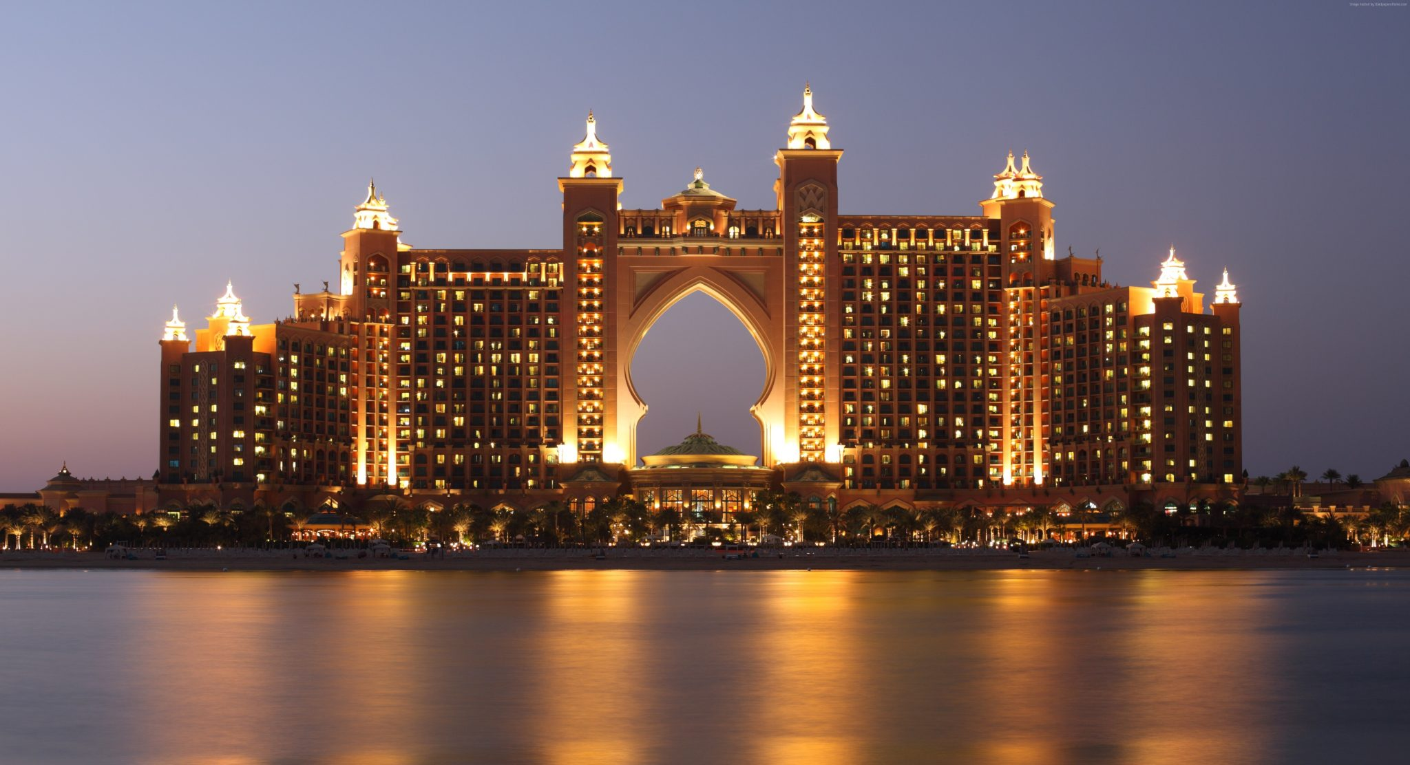 The Palm Atlantis Dubai