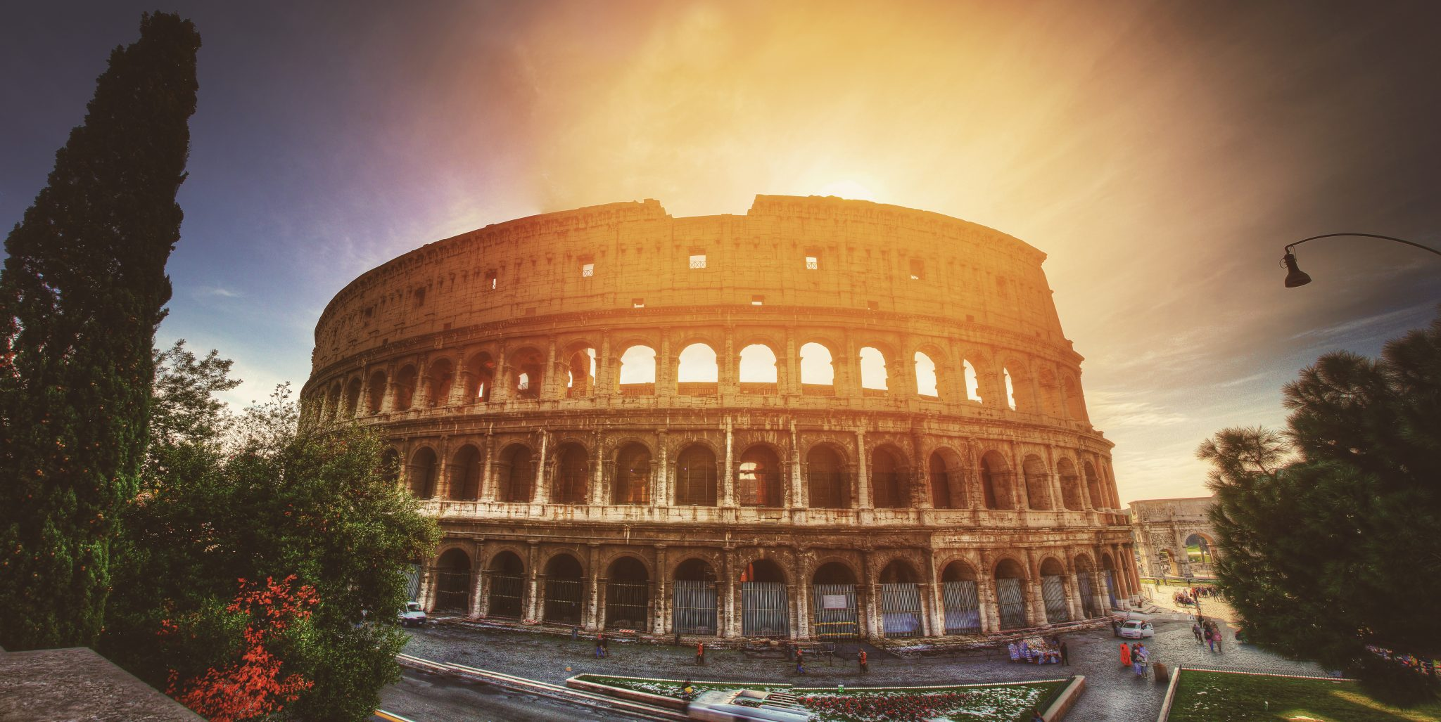 Rome, Italy - colosseum