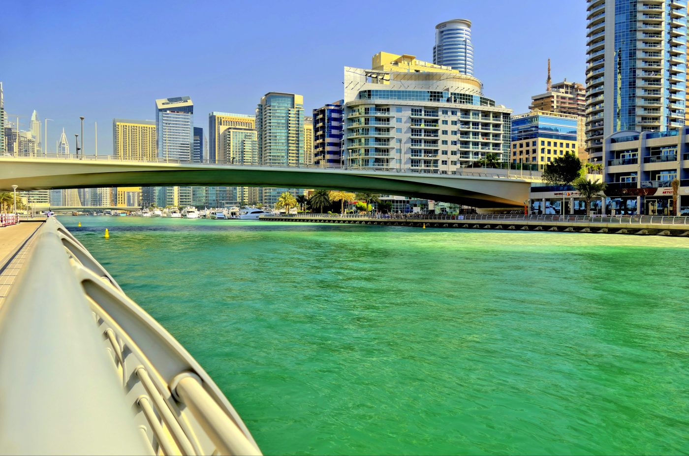 Dubai Marina – The Heart Of UAE