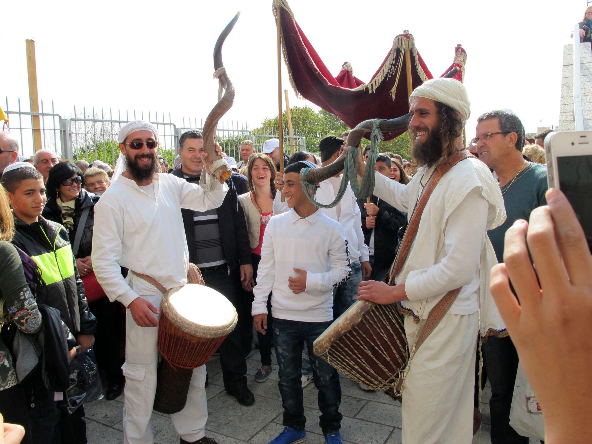 Jerusalem - festival