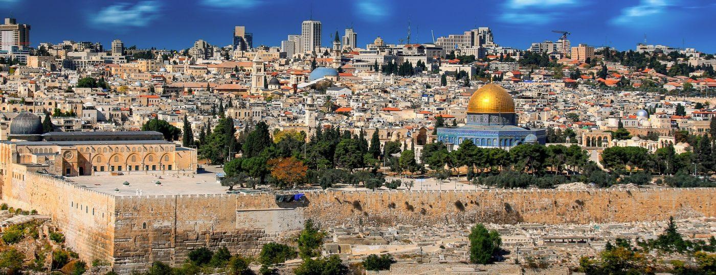 Jerusalem in just 3 days