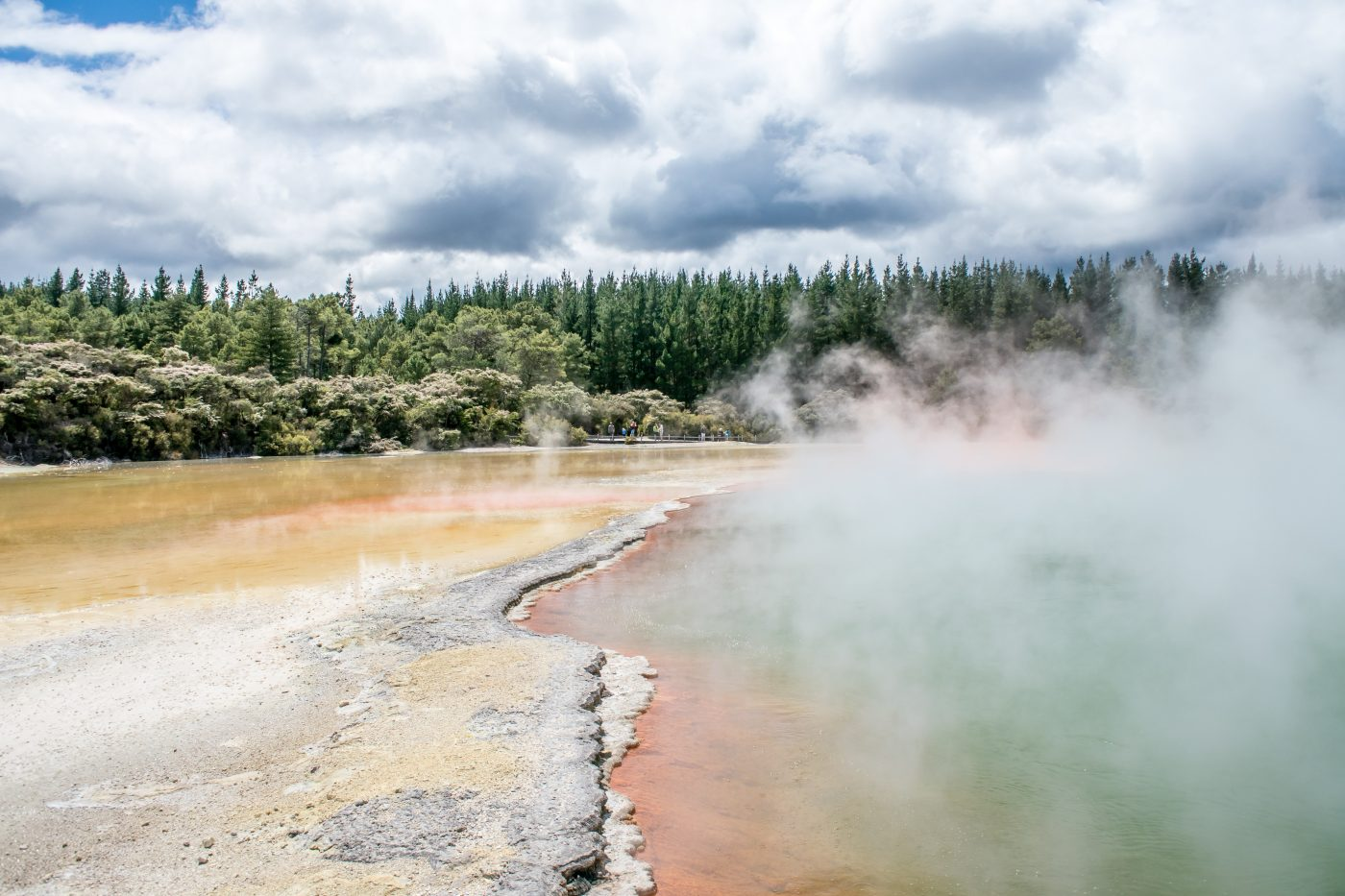 A Personal Guide to Travelling in Rotorua, New Zealand