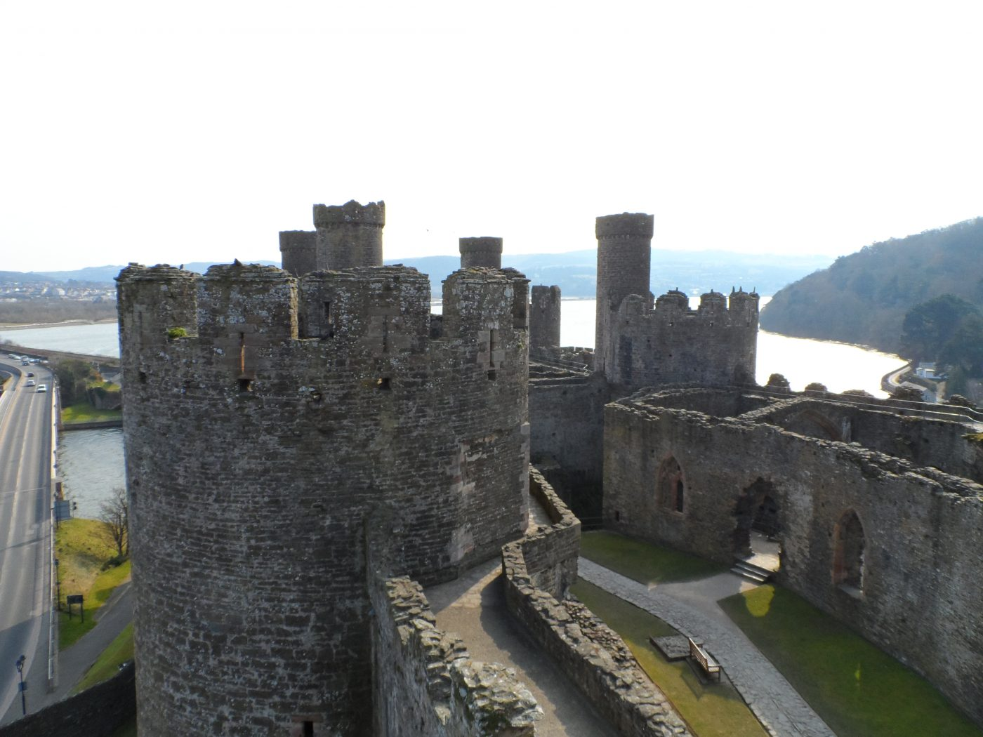 Conwy Castle, Wales - United Kingdom