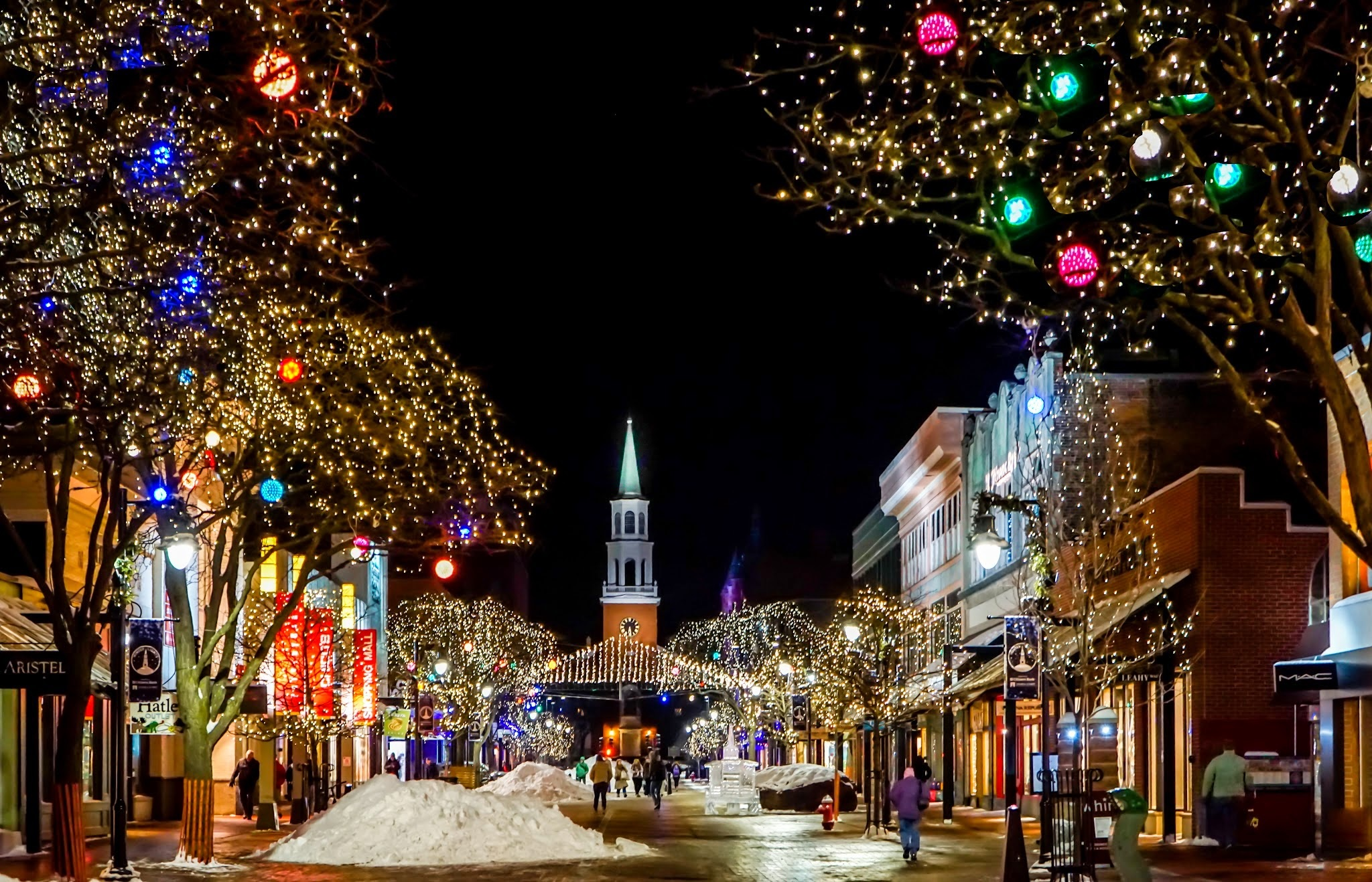 Christmas - New England