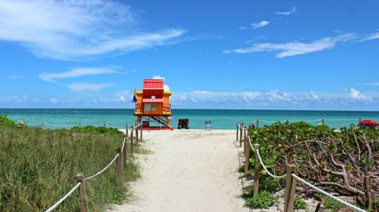 Florida  the ideal holiday destination for the whole family!