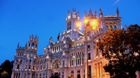 Great Holiday Destination, Madrid