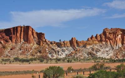 Central Australia, The Heart and Soul of Australia