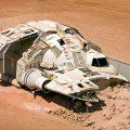 Cooper Pedy - Pitch movie spaceship