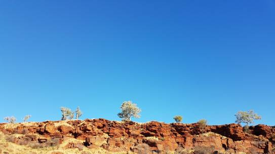 Central Australia The Western Mac Donnell Ranges