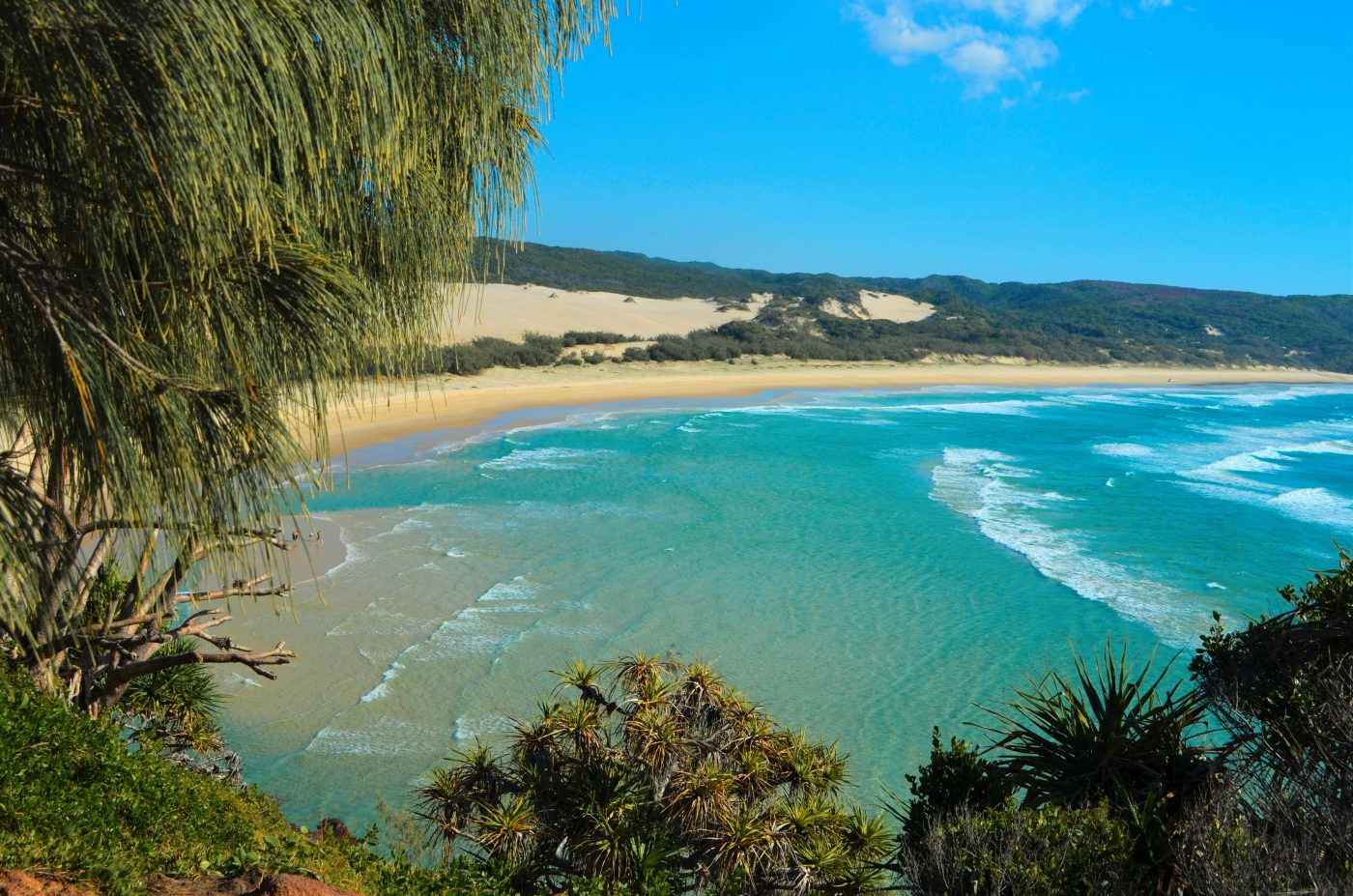 Escape Forever to Fraser Island